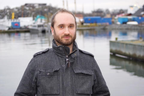 """Simon Vinokur, initiativtagare och grundare av """"Integrationssegling"""""""