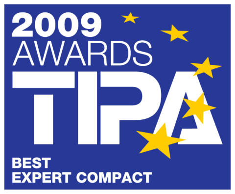 TIPA Awards 2009 Best Expert Compact PowerShot G10