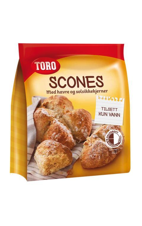 TORO Scones