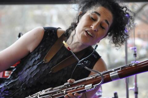 Folk- och världsmusikgalan/ Aida Nadeem