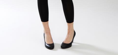 Rekommenderade sulor för fötter i varma skor