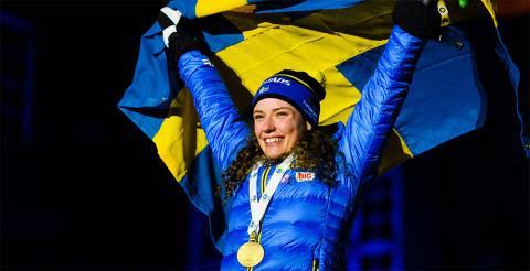 Hanna Öberg tilldelas Victoriapriset 2019
