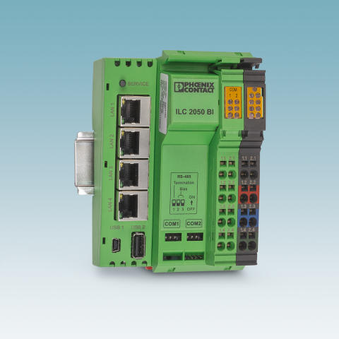 Controller for building infrastructure
