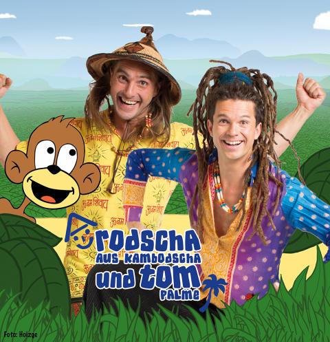 Saisonstart mit Rodscha & Tom