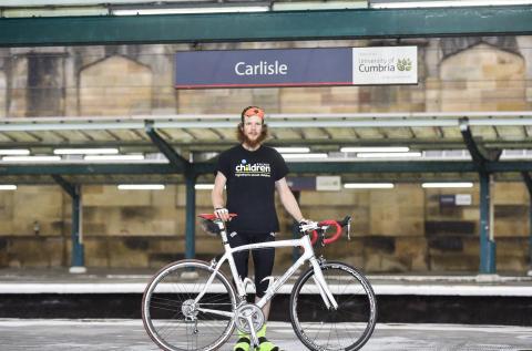 Cycling Trip Carlisle 5