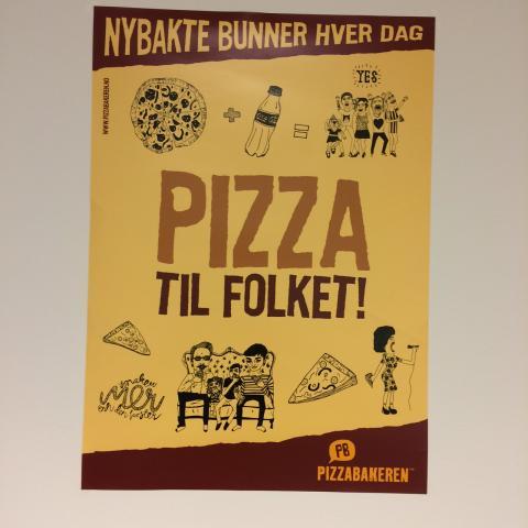 Pizzabakeren har kommit till Västerås