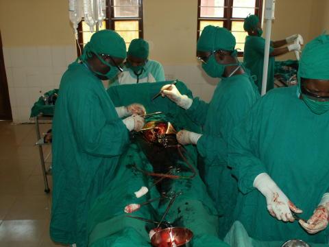 MSD stödjer kampen mot mödradödlighet i Tanzania