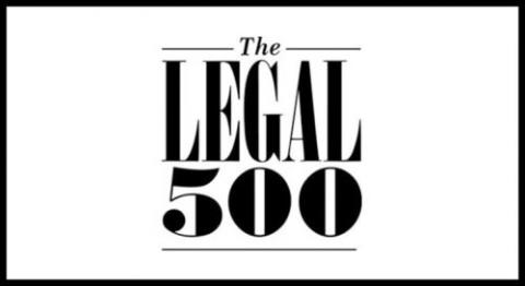 Ræder anerkjennes i Legal 500