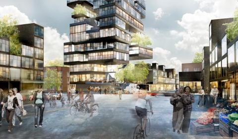 Balder, Heimstaden, MKB och Victoria Park har förvärvat bostadsbestånd – ska förverkliga Culture Casbah