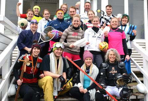 Kiel-Marketing und das Organisationsteam Special Olympics Kiel