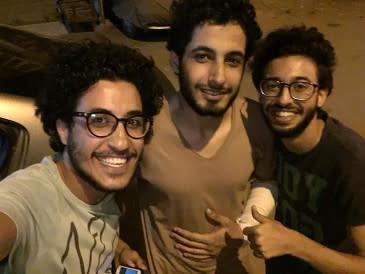 Egypten: Tortyröverlevare äntligen fri