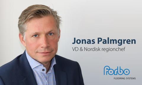 Ny VD & Nordisk regionchef på Forbo Flooring AB