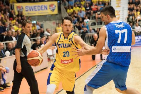 VM-KVAL: Slovakien borta - viktig bortamatch för Sverige