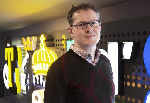 Möt Fredrik Billmark - miljögeneral utan rädsla för höga höjder