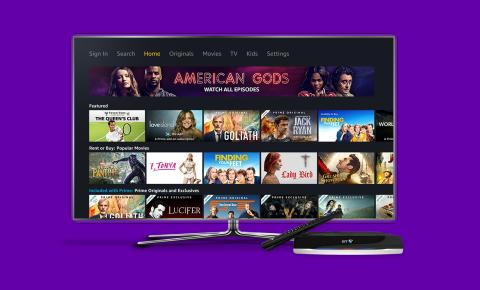 Amazon Prime Video now available on BT TV set top boxes