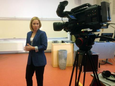 Aktuelt på nett-tv nå: Ny kunnskapspolitikk