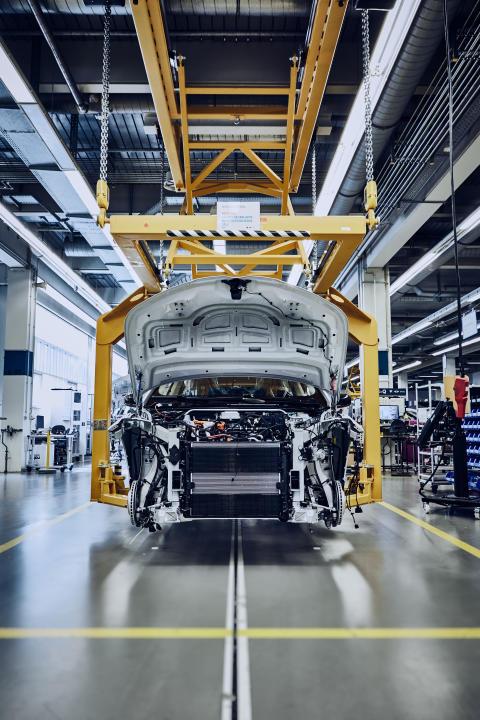 BMW iNEXT prototype