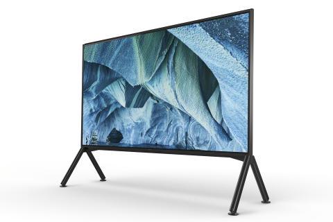 Los primeros televisores 8K de Sony saldrán a la venta a principios de junio