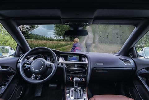 Pingi i bilen
