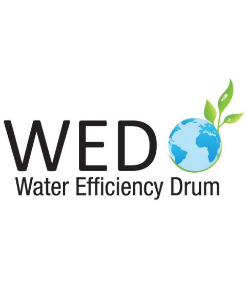 Podabs nya trumteknik; Water Efficiency Drum WED