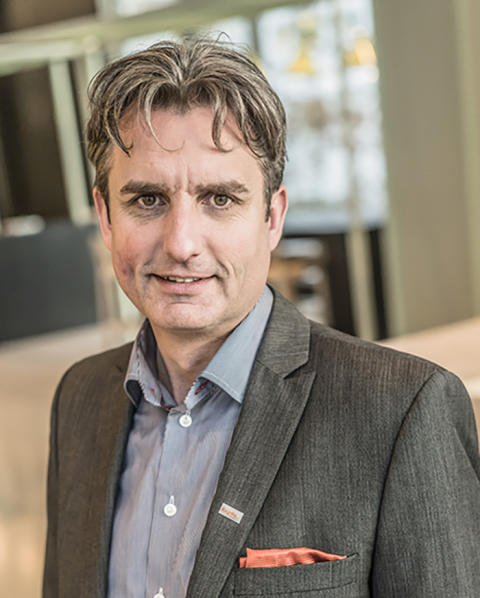 Johan Ödmark ny vd för SISP