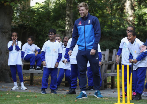 ICC Cricket World Cup Schools Programme Launches New Summer Term Projects