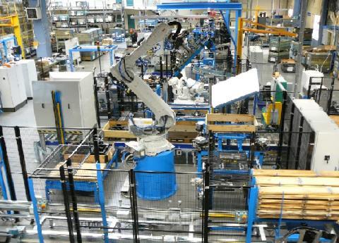 Goodtech leverer robotisert moterings- og pakkeløsning til Haldex AB