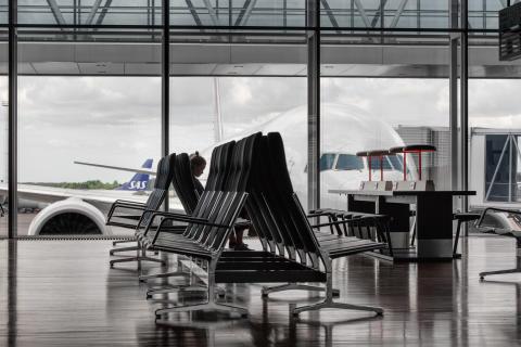 Passagerarökning på Swedavias flygplatser i mars