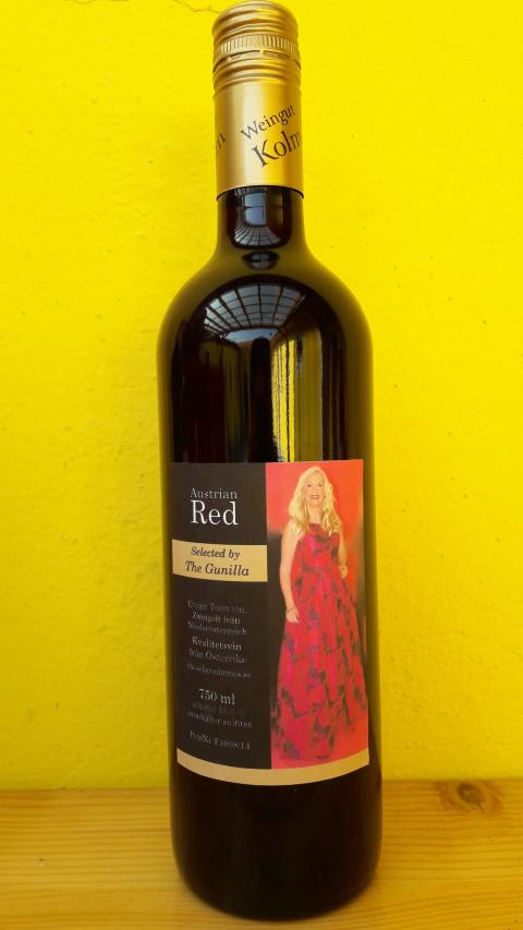 Red by The Gunilla