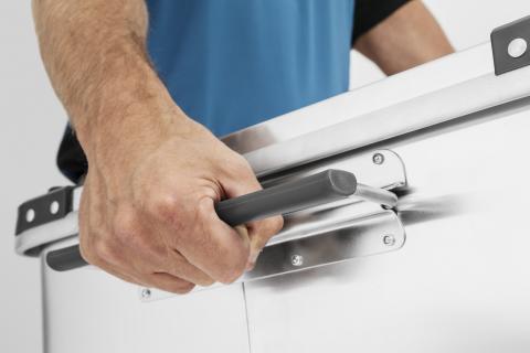 Wibe Ladders Aluminiumlådor