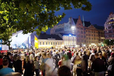 Roskilde Festival kommer til Malmø i august