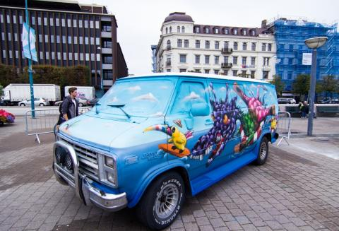 Street Art - Hx