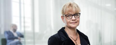 Vi säger varmt välkommen till Beth Lindén, ny systemutvecklare på Malmökontoret