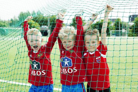 Reis kollektivt til Norway Cup 2017