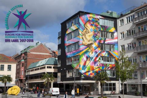 "No Limit Street Art receives ""Remarkable Festival""-label"