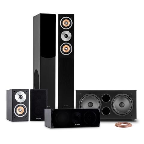 auna Linie 501 5.1 Soundsystem