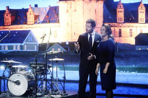 Stéphanie Surrugue og Kåre Quist værter ved Kronprinsparrets Priser 2016