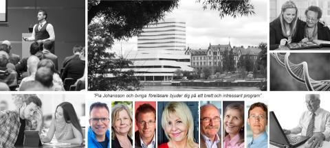 Nu startar de nationella Släktforskardagarna i Umeå