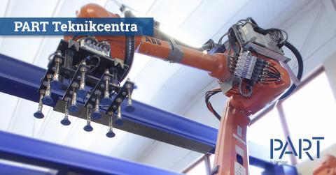 Part Construction AB skapar teknikcentra för teknikintresserade!