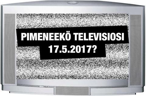 Miksi tv ei näy