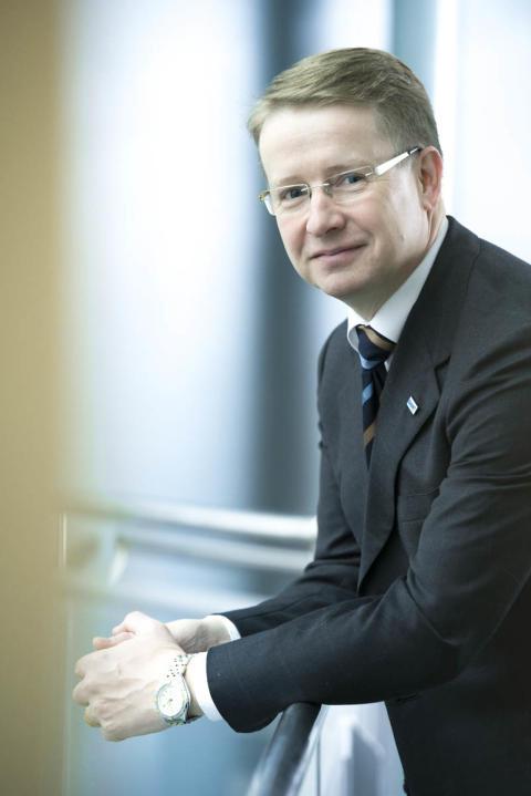 Jukka Rantanen on uusi Sp-Kodin toimitusjohtaja