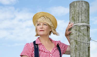 Åsa Gustafsson solo på scen igen med ny show