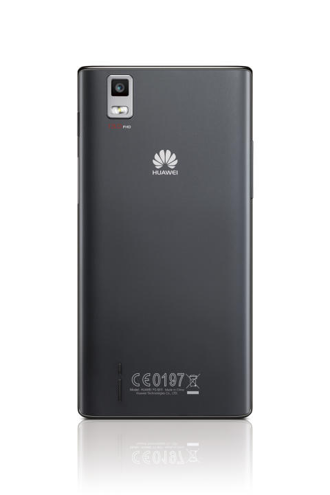 Huawei Ascend P2 - Back