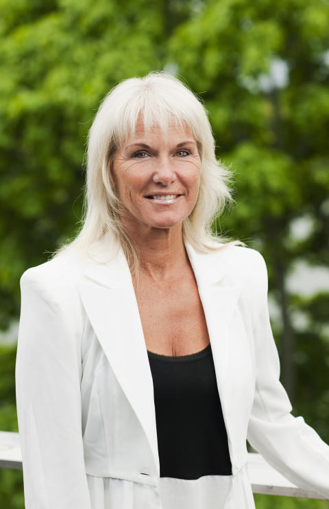 Ingegärd Carlson, vice vd