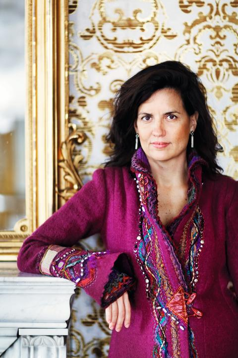 Alexandra von Schwerin. Foto: Malin Lauterbach.