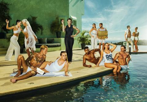 Årets Paradise Hotel-deltakere!