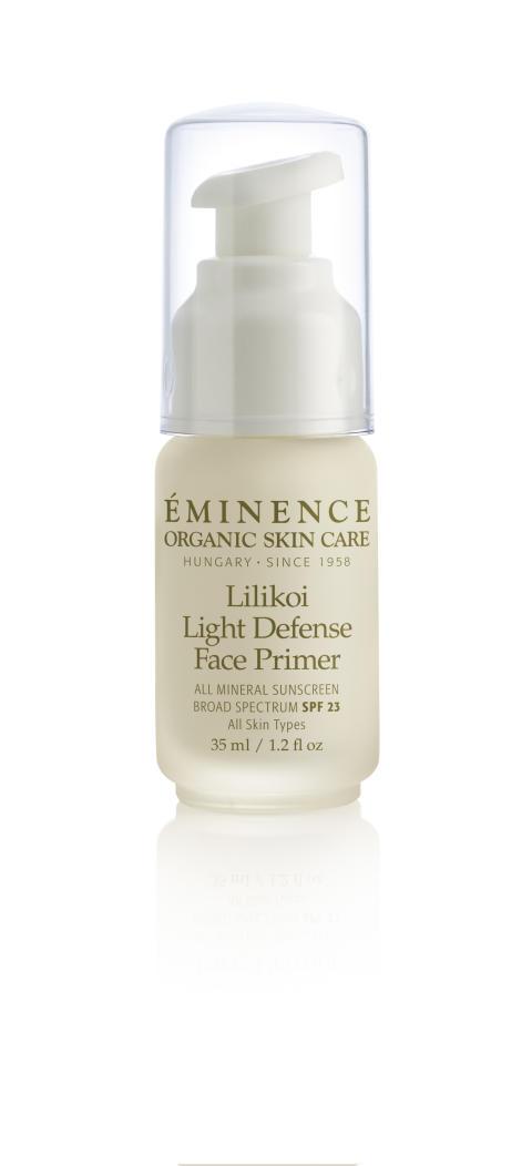 Lilikoi Light Defence Face Primer