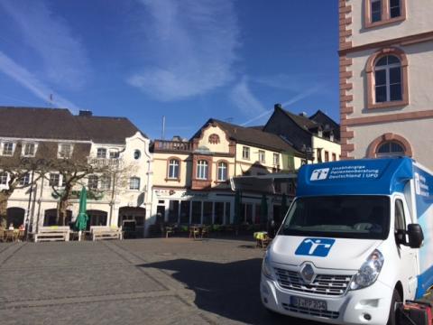 Beratungsmobil der Unabhängigen Patientenberatung kommt am 7. August nach St. Wendel.