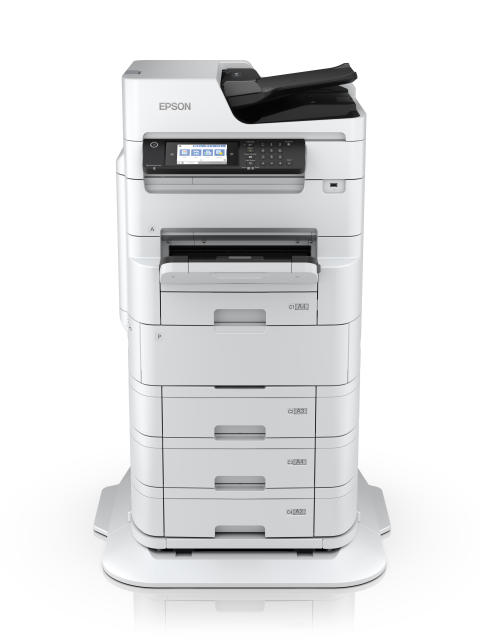 Epson Launches New WorkForce Pro Replaceable Ink Pack System Business Inkjet Printers