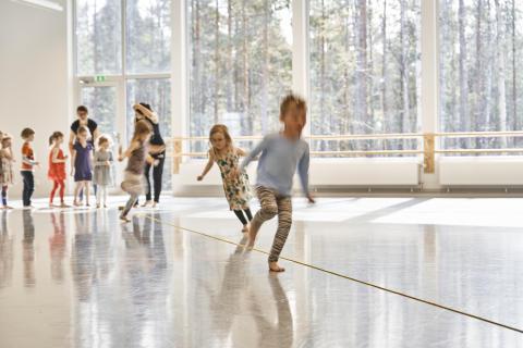 Dans i skolan för alla! Sommarakademi i Piteå 19 juni